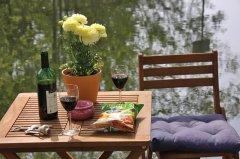 Entspannung direkt am Spreewaldfließ