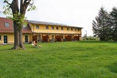 Grüner Pensionshof