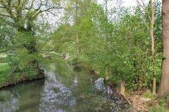Blick über das Fließ